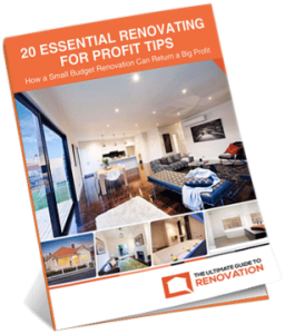 20 Essential Renovating For Profit Tips